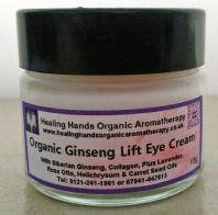 Natural Organic Aloe Vera Uplifting Eye Cream+ Siberian Ginseng -15g